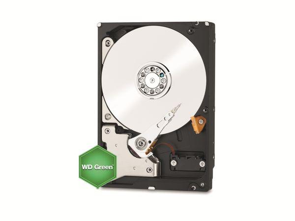 """SATA-Festplatte WESTERN DIGITAL CAVIAR GREEN WD50EZRX, 3,5"""", 5 TB - Produktbild 1"""