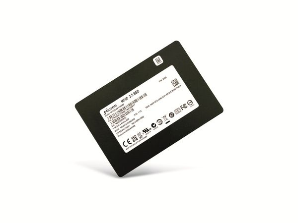 M.2-SSD MICRON M600 MTFDDAY128MBF, 128GB