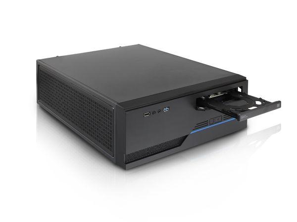 Komplett-PC, AMD A4-5000, 4 GB, 500 GB, DVD-Brenner, HDMI, WIN 7 PRO 64-bit - Produktbild 1
