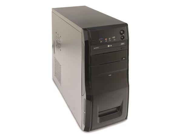 Komplett-PC, AMD A4-4000, 4 GB, 500 GB, DVD-Brenner, WIN 8.1 64-BIT
