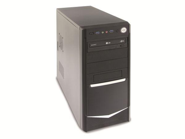 Komplett-PC, AMD FX-4300, 4 GB, 1 TB, DVD-Brenner