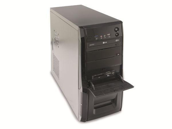 Komplett-PC, AMD A8-6600K, 8 GB, 1 TB, DVD-Brenner, WIN 7 PRO 64-Bit