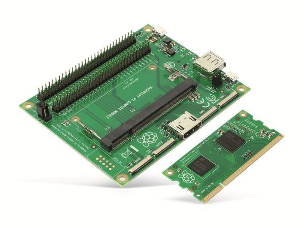 Raspberry Pi Compute Module Development Kit - Produktbild 3