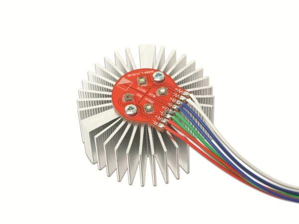 LED-Driver Shield DESIGNER SYSTEMS DS-RGBW.S LED Lightning Shield - Produktbild 3