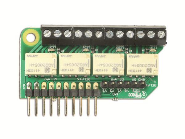 Raspberry Pi Erweiterung PIFACE Relay Motor Control Extra online ...