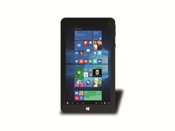 "Tablet-PC TREKSTOR SurfTab wintron 7.0, 7"", Win10, 16 GB, Intel Quad-Core - Produktbild 2"