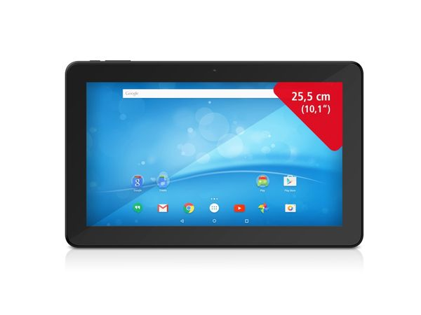 "Tablet-PC TREKSTOR SurfTab xintron i 10.1 3G, Android 5.1, 3G, 8 GB, 10,1"" - Produktbild 1"
