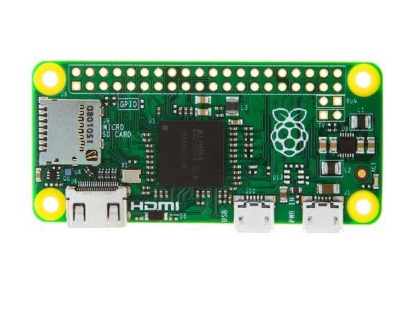 Raspberry Pi Zero - Produktbild 1