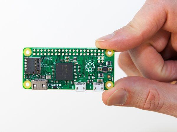 Raspberry Pi Zero - Produktbild 2