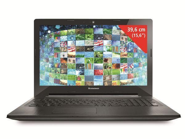 "Notebook LENOVO G50-80, 39,6 cm (15,6""), Intel Core i3, 8 GB, Windows 8.1 - Produktbild 1"