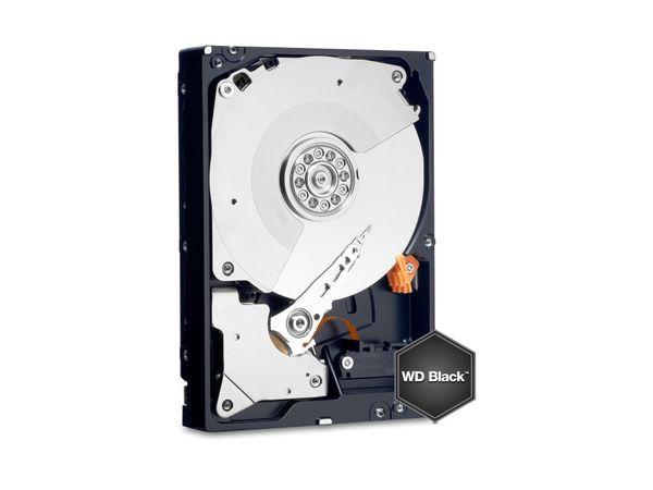 SATA III Festplatte WD Black WD4003FZEX, 4 TB - Produktbild 1