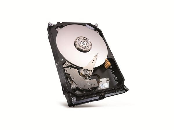 SATA III Festplatte SEAGATE Desktop ST6000DM001, 6 TB - Produktbild 1