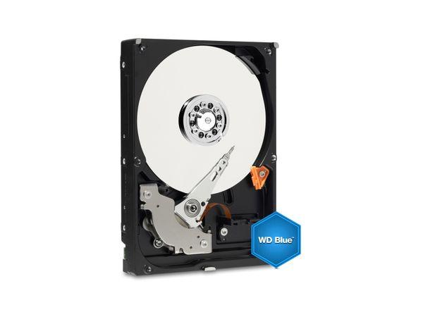 SATA III Festplatte WD Blue WD60EZRZ, 6 TB - Produktbild 1