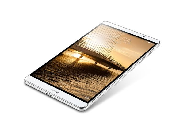 "Tablet-PC HUAWEI MediaPad M2 8.0, 8"", Android 5.0, LTE+WiFi, weiß/silber - Produktbild 1"