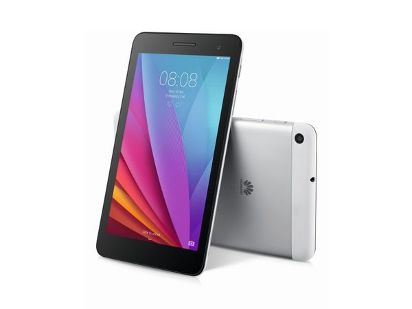"Tablet-PC HUAWEI MediaPad T1 7.0, 7"", Android 4.4, WiFi, weiß/silber - Produktbild 1"
