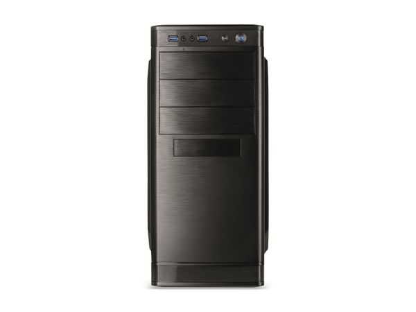 PC-Gehäuse INTER-TECH IT-5905, Midi - Produktbild 2