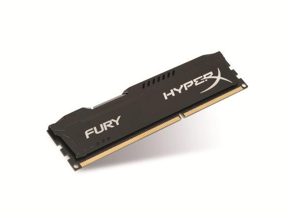Speichermodul KINGSTON HyperX FURY Black Series (HX421C14FB/8), 8 GB - Produktbild 1