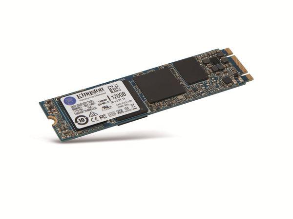 M.2-SSD KINGSTON SM2280S3G2/120G , 120 GB - Produktbild 1