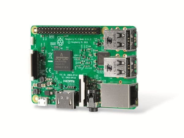 Raspberry Pi 3 Model B - Produktbild 7