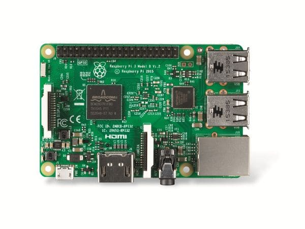 Raspberry Pi 3 Model B - Produktbild 9