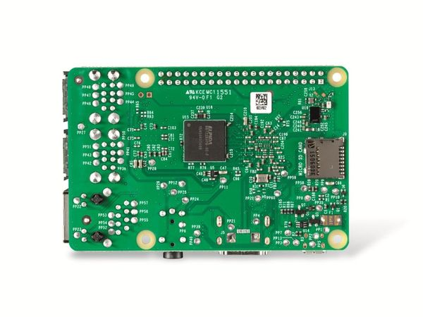 Raspberry Pi 3 Model B - Produktbild 10
