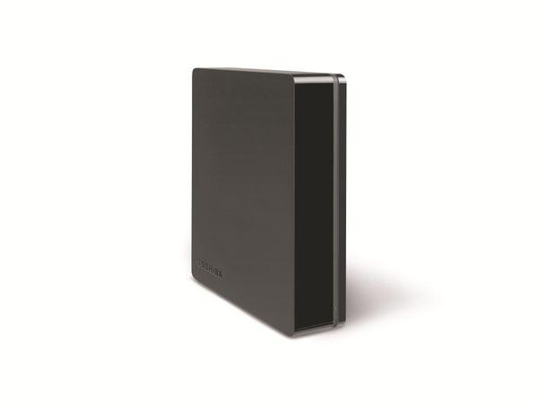 USB 3.0 HDD TOSHIBA Canvio Desk HDWC260EK3JA, 6 TB, schwarz - Produktbild 1