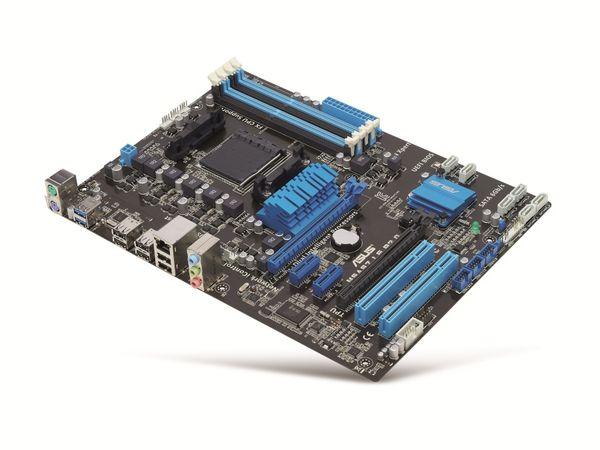 Mainboard ASUS M5A97 LE R2.0, AMD, Sockel AM3+ - Produktbild 1