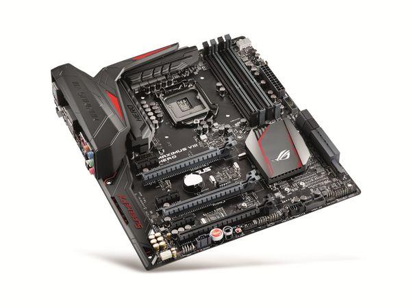 Mainboard ASUS Maximus VIII Hero, Intel, Sockel 1151 - Produktbild 1