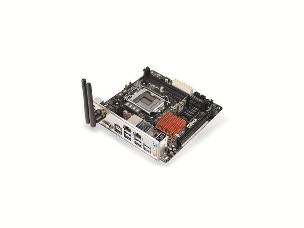 Mainboard ASROCK Z170M-ITX, Intel, Sockel 1151 - Produktbild 1