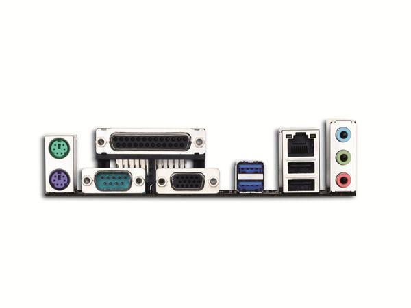 Mainboard GIGABYTE H110M DS2, Intel, Sockel 1151 - Produktbild 2