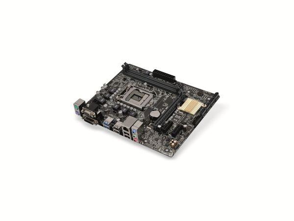Mainboard ASUS H110M-K, Intel, Sockel 1151 - Produktbild 1
