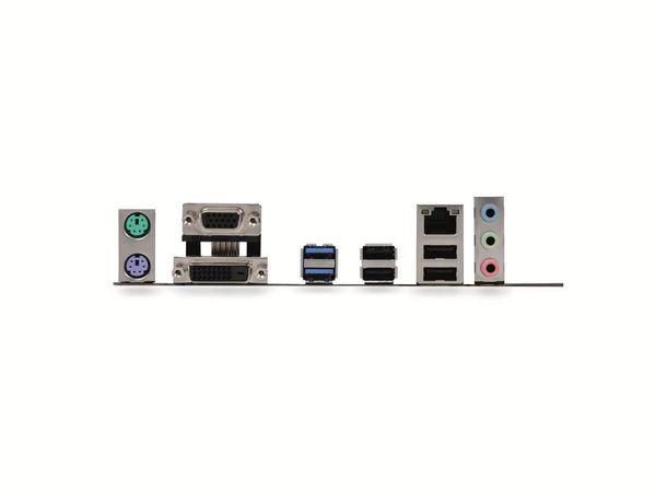 Mainboard ASUS H110M-K, Intel, Sockel 1151 - Produktbild 2
