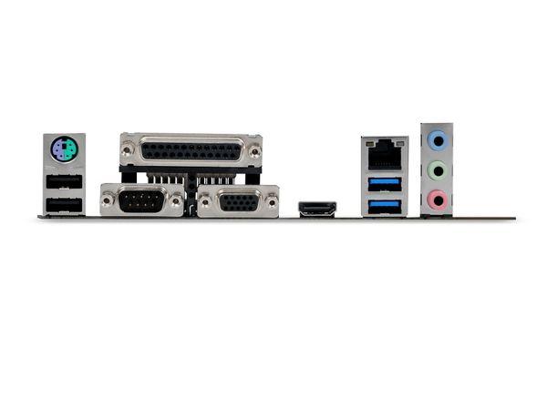 Mainboard ASUS H110M-D, Intel, Sockel 1151 - Produktbild 2