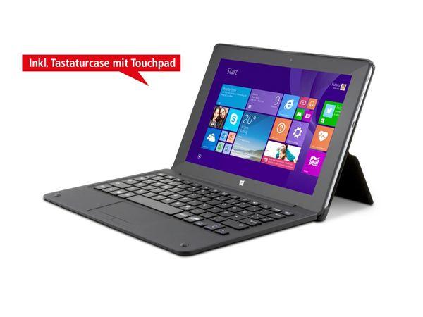 "Tablet-PC TREKSTOR SurfTab wintron 10.1 3G PRO, 10,1"", Win8.1, 64 GB - Produktbild 1"