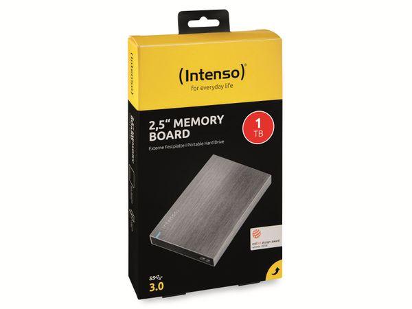 USB 3.0 HDD INTENSO Memory Board, 1 TB, anthrazit - Produktbild 2