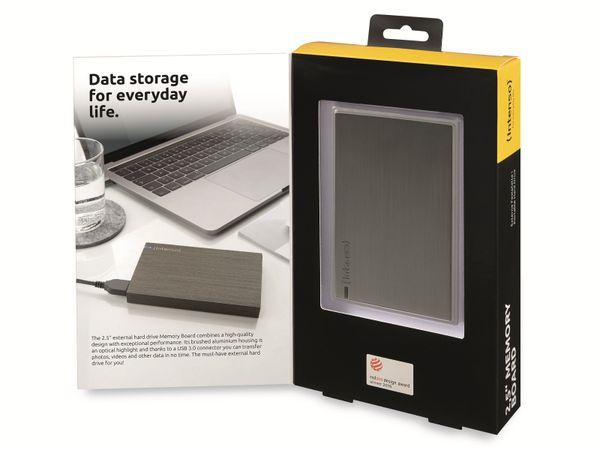 "USB 3.0 HDD INTENSO Memory Board, 1 TB, 2,5"", anthrazit - Produktbild 3"