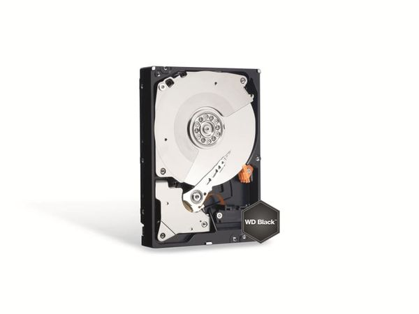 "HDD WESTERN DIGITAL WD1003FZEX Black, 3,5"", 7200 RPM, SATA III, 1 TB"