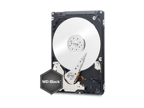 "HDD WESTERN DIGITAL WD5000LPLX Black, 2,5"", 7200 RPM, SATA III, 500 GB"