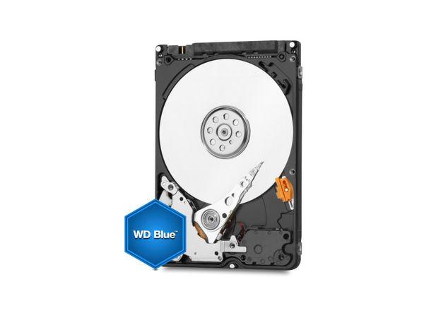 "SSHD WESTERN DIGITAL WD40E31X Blue, 3,5"", 5400 RPM, SATA III, 4 TB"