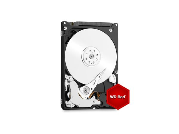 "HDD WESTERN DIGITAL WD10JFCX Red, 2,5"", 5400 RPM, SATA III, 1 TB"