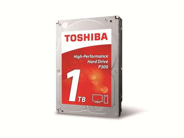 """HDD TOSHIBA P300 HDWD110EZSTA, 8,89 cm (3,5""""), 1 TB"""