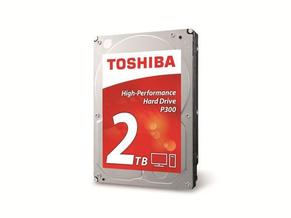 """HDD TOSHIBA P300 HDWD120EZSTA, 8,89 cm (3,5""""), 2 TB"""