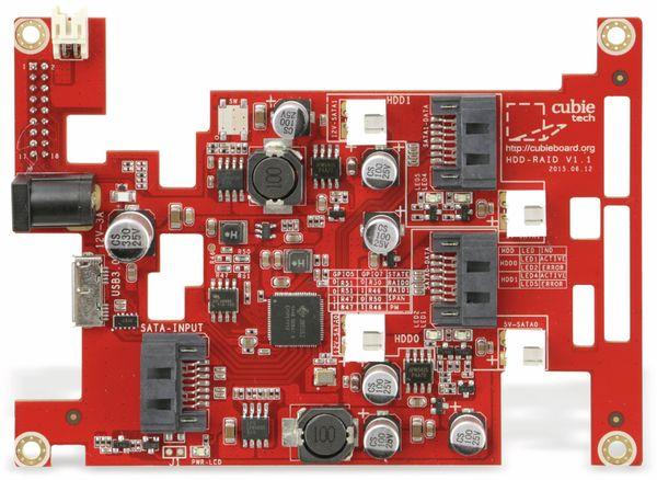 HDD-RAID für CubieBoard - Produktbild 3