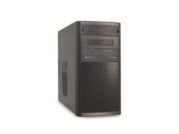 PC-Gehäuse INTER-TECH GM-6013, Micro - Produktbild 1