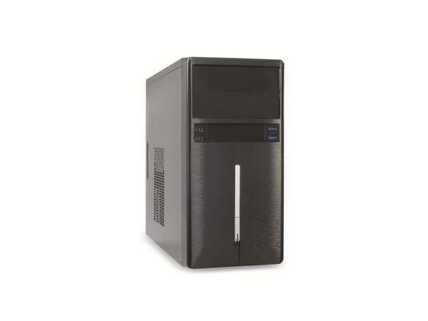 PC-Gehäuse INTER-TECH GM-6019, Micro - Produktbild 1