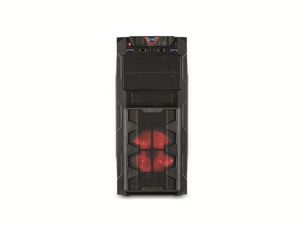 PC-Gehäuse INTER-TECH GM-X02, Midi - Produktbild 2