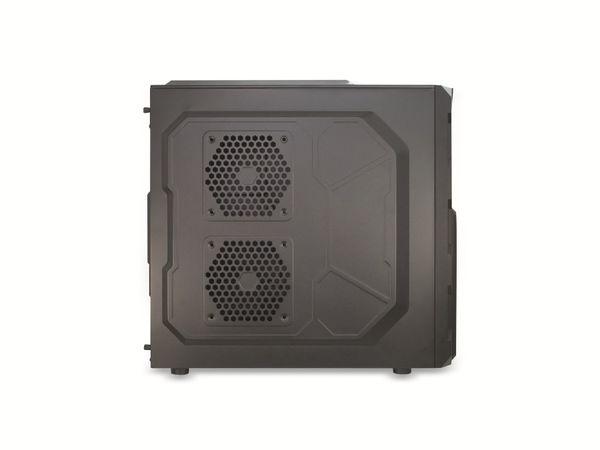 PC-Gehäuse INTER-TECH GM-X02, Midi - Produktbild 5