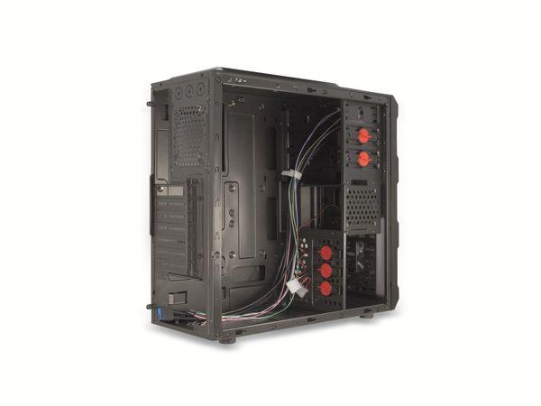 PC-Gehäuse INTER-TECH GM-X02, Midi - Produktbild 7