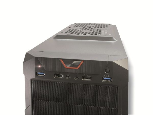 PC-Gehäuse INTER-TECH GM-X02, Midi - Produktbild 8