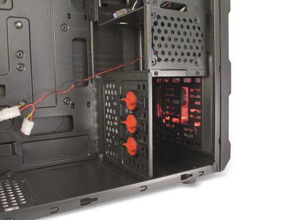 PC-Gehäuse INTER-TECH GM-X02, Midi - Produktbild 9